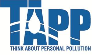 TAPP logo 50 percent